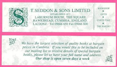 Photo: Seddon & Sons