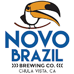 Logo of Novo Brazil Kombucha Easy Peach Passion