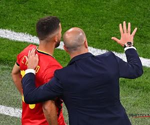 """Martinez zag 'oude Hazard' in zijn 20 minuten tegen Rusland: """"Hij gaat zeker nog 90 minuten spelen"""""""