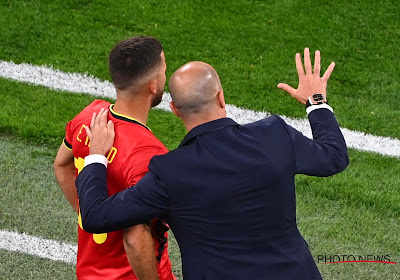 """Hazard, """"enfin insouciant"""", se réjouit Martinez"""