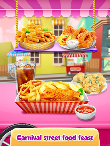 Carnival Street Food Chef  screenshots 3