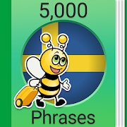Speak Swedish - 5000 Phrases & Sentences