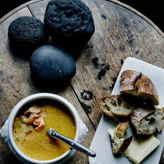 Icelandic Fish Soup.