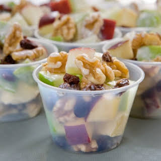 Fruity California Walnut Salad.
