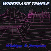Wireframe Temple