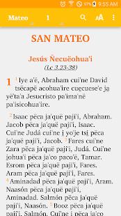 Secoya - Bible - náhled