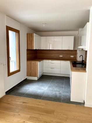 Location appartement 3 pièces 67,6 m2