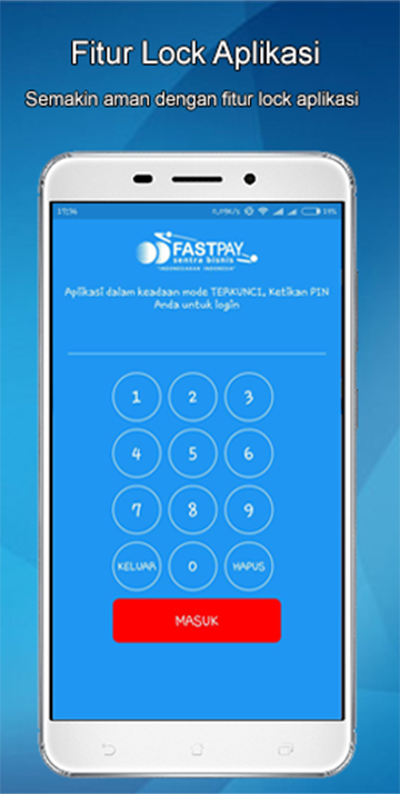 FastPay Mobile- screenshot