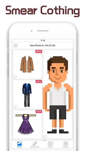 Pixel Artbook - Color by Number 2.0.0 {cheat|hack|gameplay|apk mod|resources generator} 1