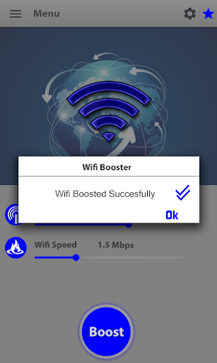Download Wifi mobile Booster Simulator for PC