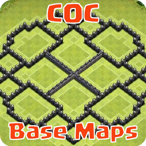 Base Maps & Guide for Clash of Clans 2017