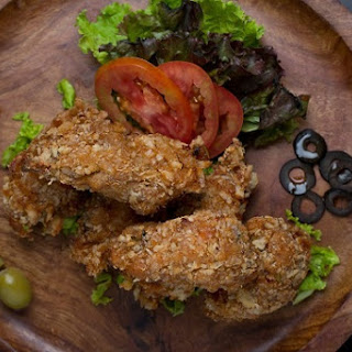 Fried Chicken-How to make Crispy Chicken Fry