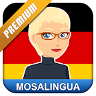 Learn German with MosaLingua icon