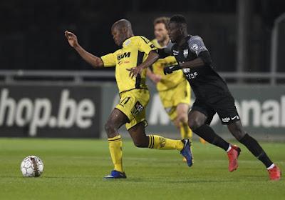 """Sulayman Marreh avant d'affronter Anderlecht : """"Bien sûr que nous parlons des playoffs 1"""""""