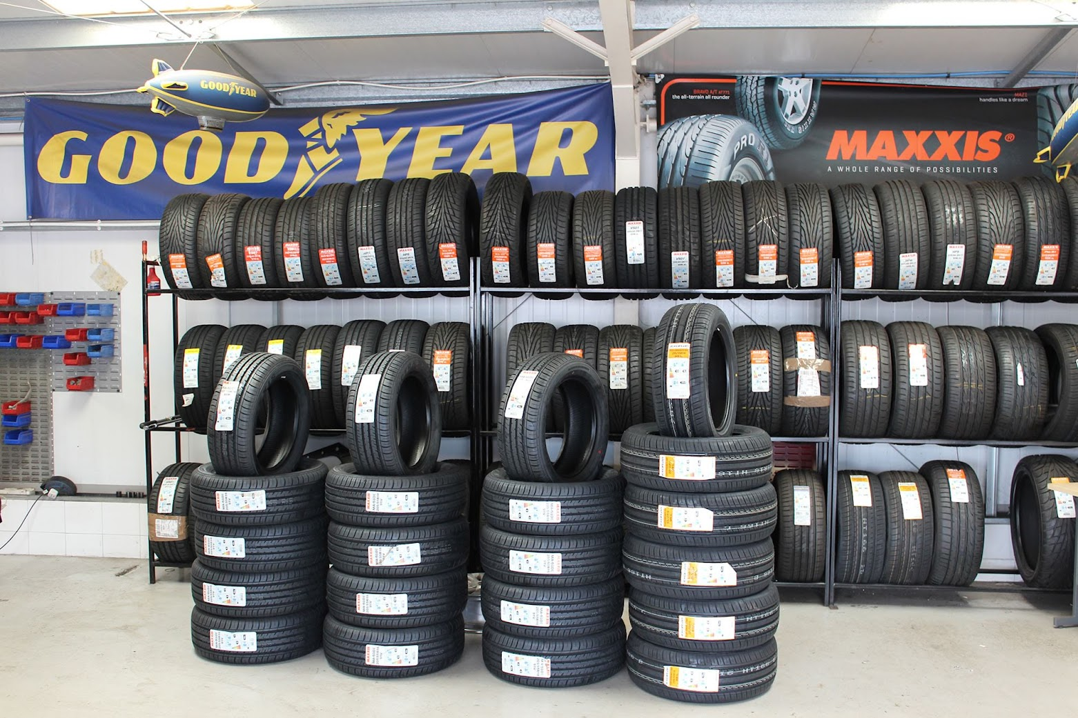 ATA Tyres, CB Motors Tenterden