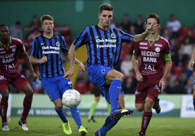 Zulte Waregem en Club Brugge delen de punten in weinig beklijvend duel