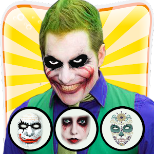 Joker Mask Photo Editor