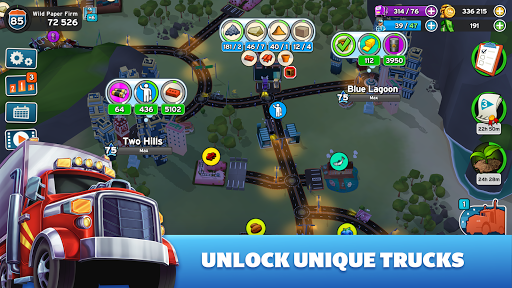 Transit King Tycoon - Simulation Business Game modavailable screenshots 2