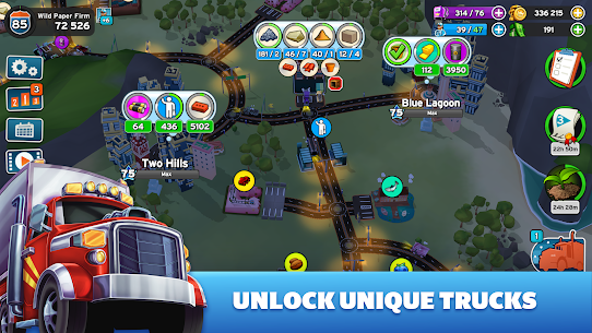 Transit King Tycoon MOD Apk 3.24 (Free Purchases) 2