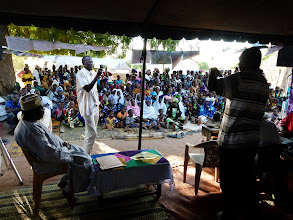 Photo: Participatory Video Session, The Gambia