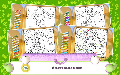 Paint by Numbers - Dinosaurs 2.2 screenshots 10