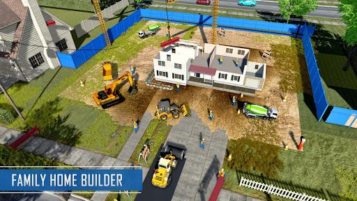 New Family House Builder Happy Family Simulator screenshots 10
