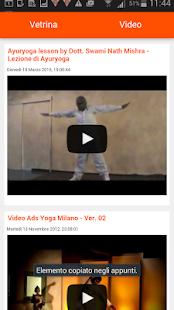 YogaMilano - náhled