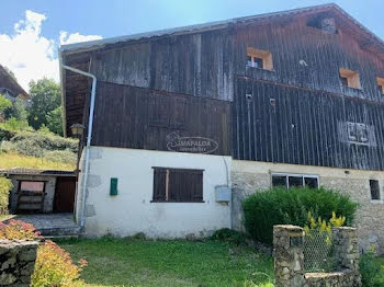 propriété à Mont-Saxonnex (74)