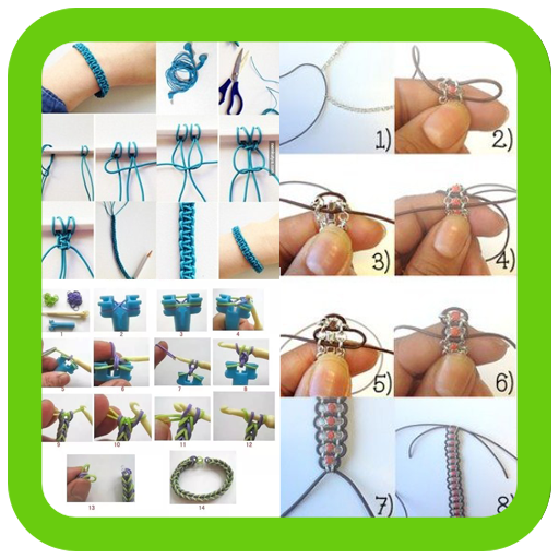 Handmade Creative Ideas: Make A Bracelet Android APK Download Free By Ogaogiego