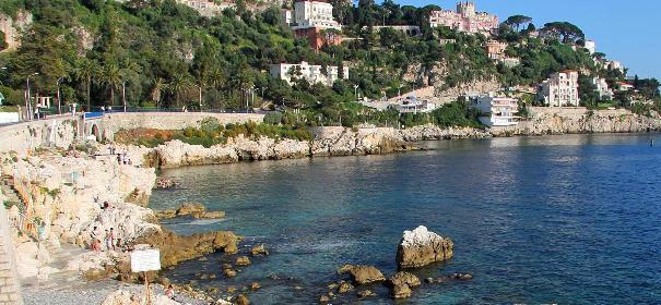 Praia do Porto de Nice