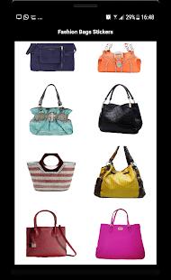 Fashion Bags Photo Sticker Editor - náhled