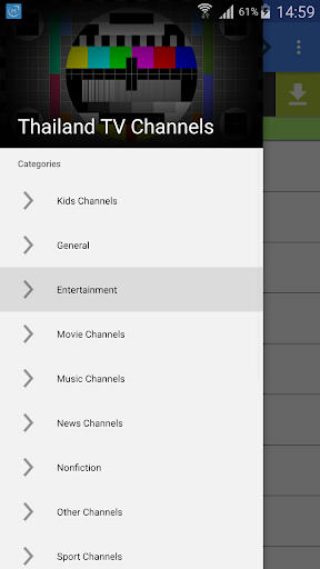 TV Thailand All Channels