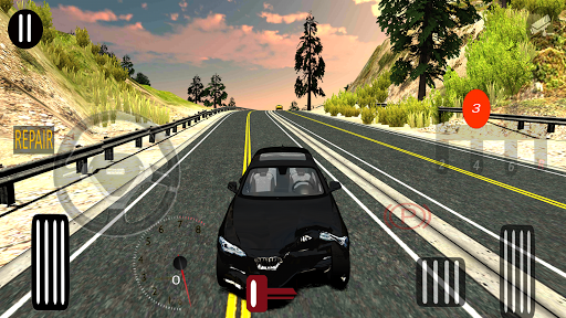 Manual Car Driving 1.3 screenshots 3