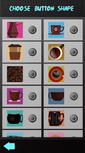 Krásné kávové klávesnice - náhled