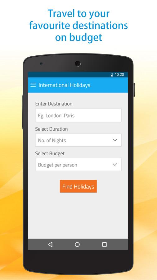 Thomas Cook Holiday Packages Android Apps On Google Play - Thomas cook us maps