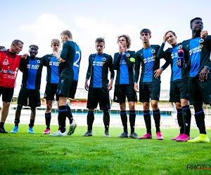 Les membres du G5 ne veulent pas des U23 du Club de Bruges en D1B
