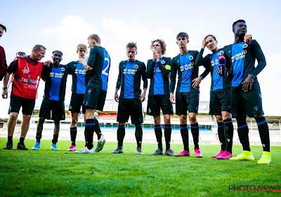Beloften van Club Brugge treden met opvallende naam aan in 1B én gaan in andere provincie hun thuiswedstrijden spelen