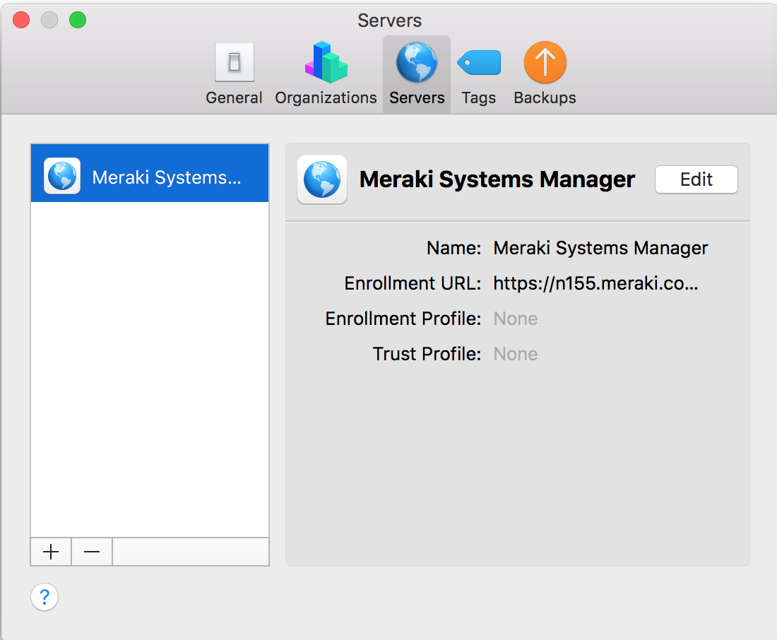 Enrolling and Supervising iOS Devices using Apple
