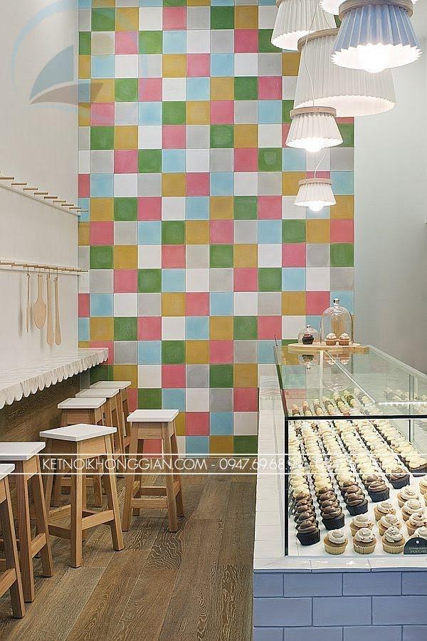 thiết kế cửa hàng bánh ngọt Joy 3