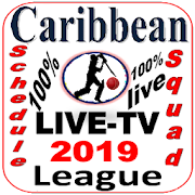 Caribbean live tv and current t-20 schedule -2019