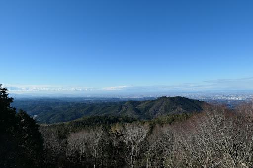 展望台からの景色(西側)