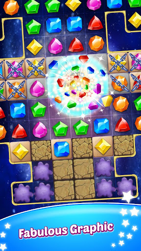 Diamond & Gems: Puzzle Blast 1.2 screenshots 14