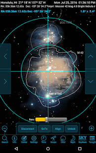 SkySafari 5 Pro Screenshot