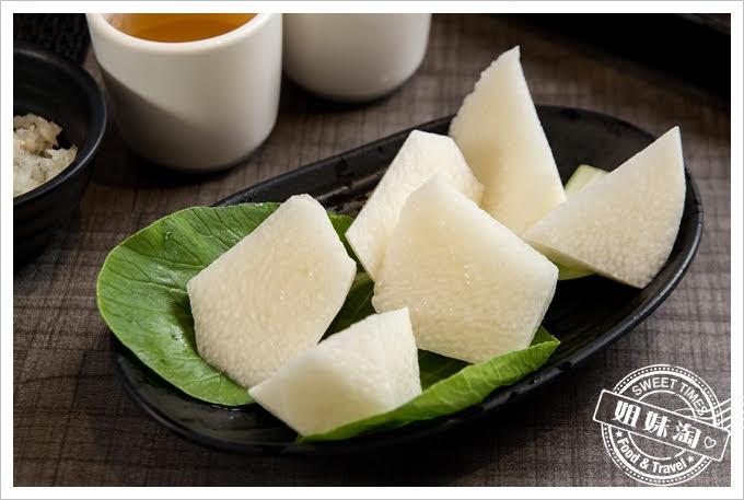 陶林日式涮涮鍋鳳山店長日本山藥