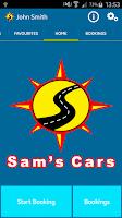 Screenshot of Sams Cars Ltd