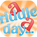 A riddle a day, jokes & answer icon