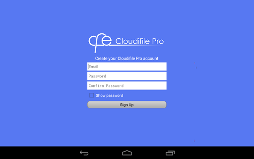 無料工具AppのCloudifile Pro for Dropbox|記事Game