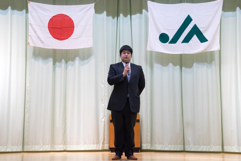 チームノースドラゴン・松永尊 代表