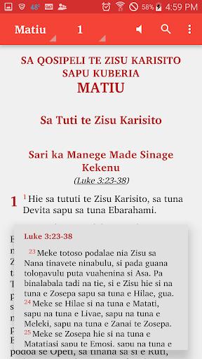 Roviana Bible  screenshots 2