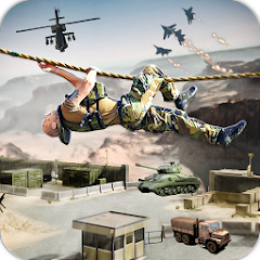 Army Training camp Game for pc